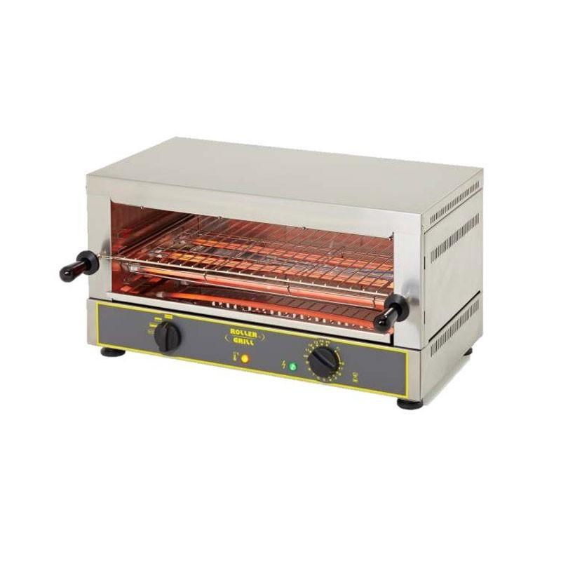 ROLLER GRILL - Toaster salamandre 1 étage - gn 1/1