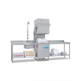 ELETTROBAR - Lave-vaisselle à capot NIAGARA 500x500 mm
