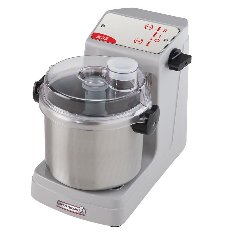 DITO SAMA - Cutter mélangeurs/émulsionneur de table - 1 vitesse - 3.5 L