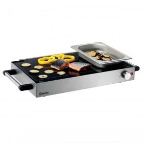 BARTSCHER - Table de cuisson lisse en céramique GP2511GN