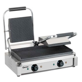 BARTSCHER - Grill contact double 3600