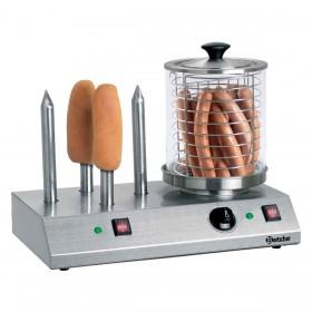 BARTSCHER - Appareil à hot-dogs avec 4 toasts