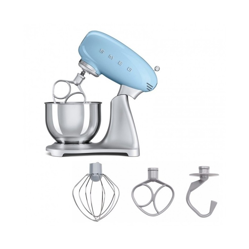 SMEG - Robot sur socle avec bol inox de 4,8 L