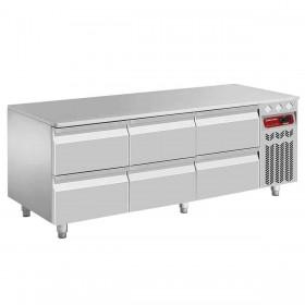 Soubassement réfrigéré N77/R316G-R26