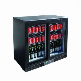 L2G - Arrière-bar réfrigéré 2 portes