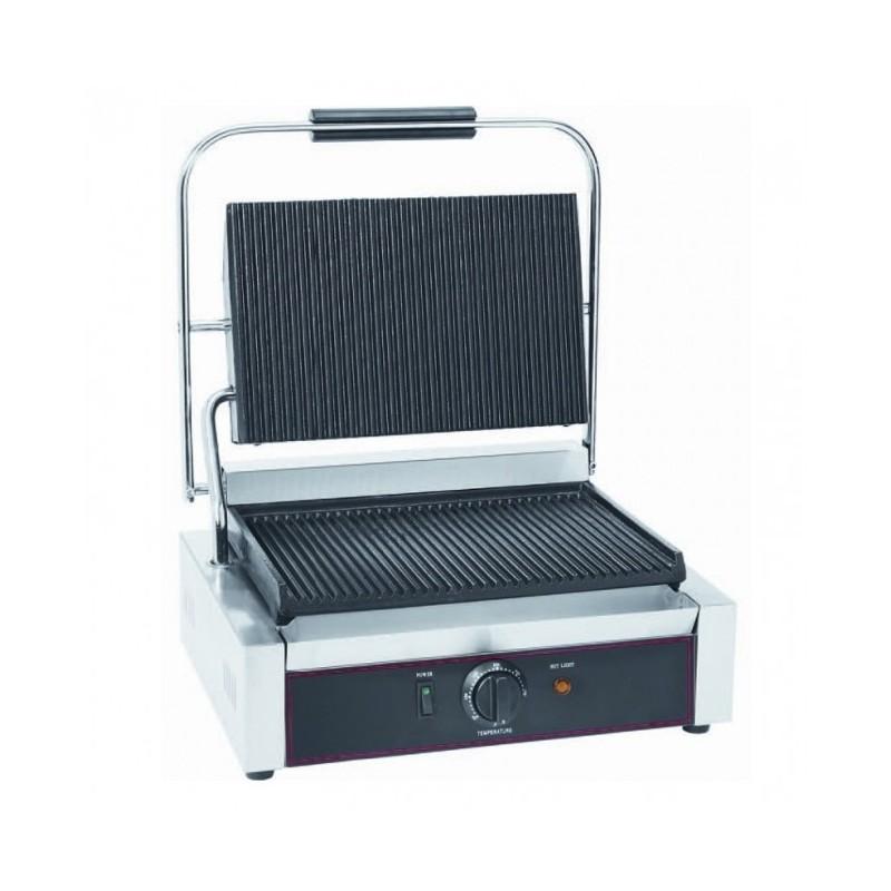 L2G - Grill panini rainuré