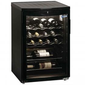 DIAMOND - Frigo vitrine pour vins , 100 litres