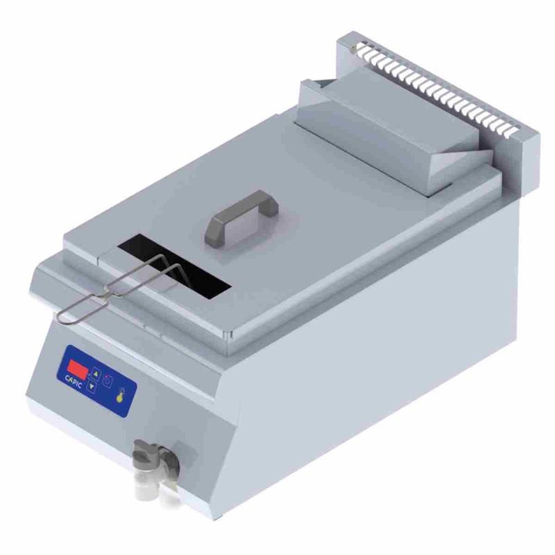CAPIC - Friteuse électrique 15 L professionnelle, à poser - Aven