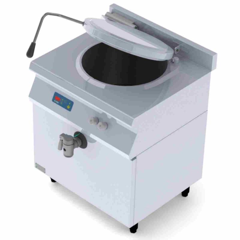CAPIC - Marmite bain-marie tout inox, 60 litres