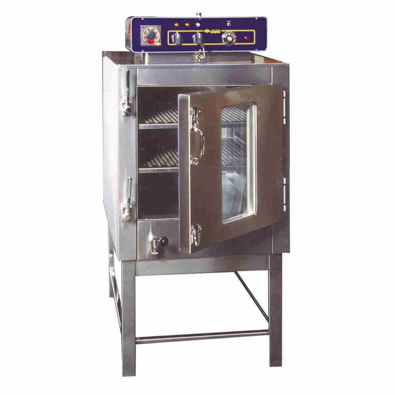 CAPIC - Four électrique charcutier à air pulsé - Profondeur 1400 mm