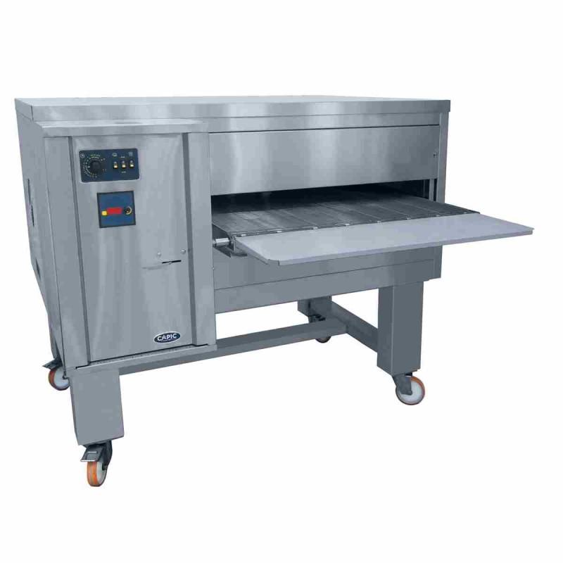 CAPIC - Four à convoyeur électrique - 150 à 200 pizzas/H