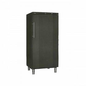 LIEBHERR - Armoire positive GN2/1, cuve ABS, finition BLACKSTEEL, 583L