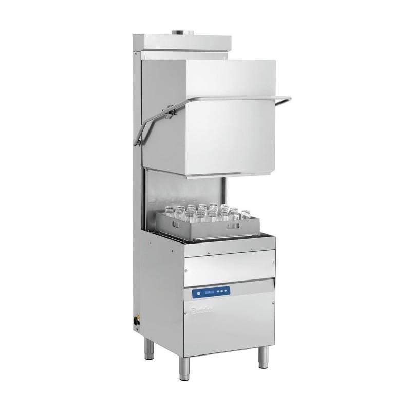 BARTSCHER - Lave-vaisselle à capot avec pompe de vidange DS2500eco