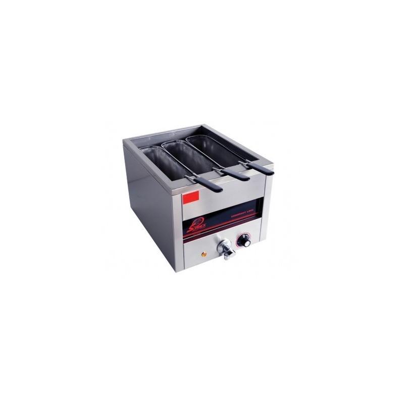 SOFRACA - Cuiseur à pâtes électrique - Capacité 15 L - 3 paniers