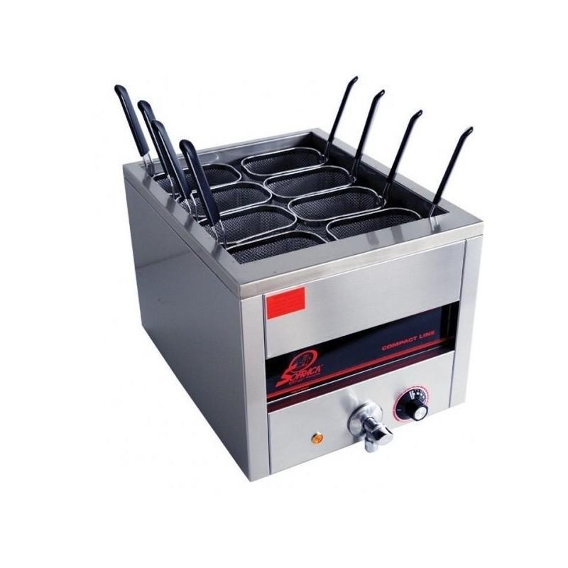 SOFRACA - Cuiseur à pâtes électrique - Capacité 15 L - 8 paniers