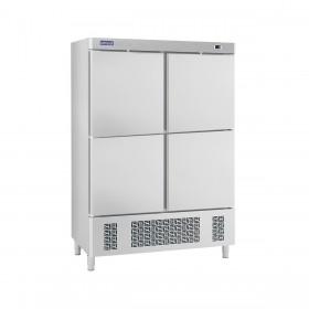 INFRICOOL - Armoire réfrigérée, 4 portillons pleins