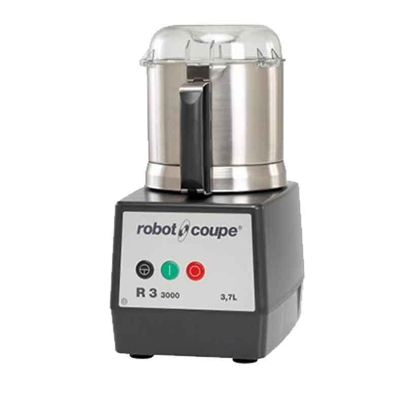 ROBOT-COUPE - Cutter de table 3.7 L - 1 vitesse - 3000 tr/min