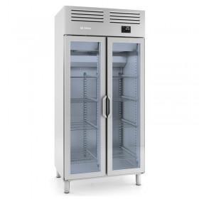 INFRICO - Armoire réfrigérante vitrée - 2 portes - 745 L