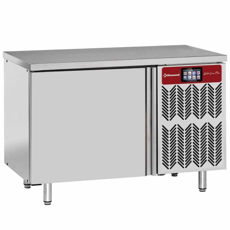 DIAMOND - Table de refroidissement mixte, 6 x GN1/1 écran tactile