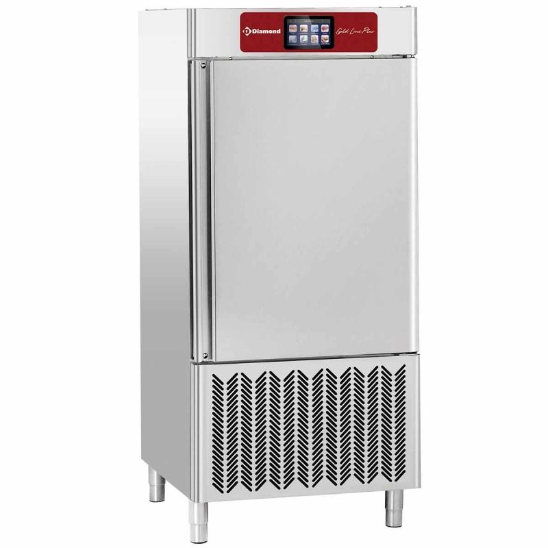 DIAMOND - Cellule de refroidissement mixte rapide - 10 niveaux GN1/1 ou 600x400
