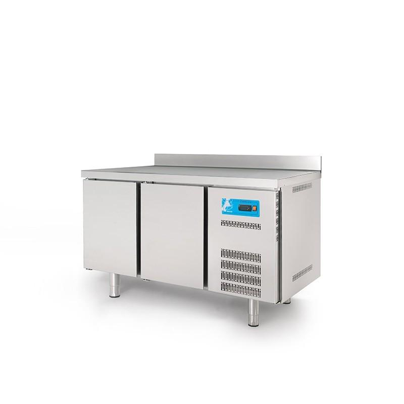 CORECO - Table réfrigérée ventilée positive 2 portes prof. 600 mm