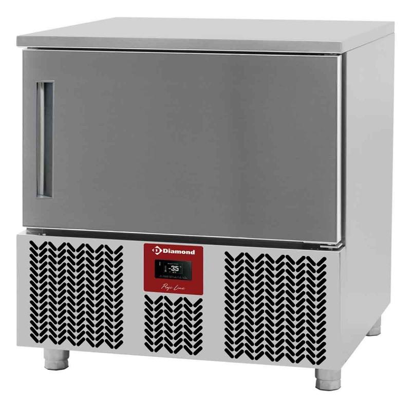 DIAMOND - Cellule de refroidissement rapide 5x GN 1/1 ou 600x400