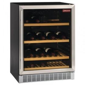 DIAMOND - Vitrine cave à vin 45 bouteilles 160 L