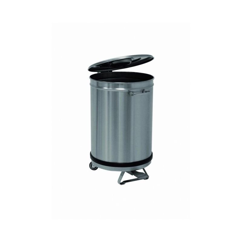 L2G - Bac à déchets roulant - 105 L