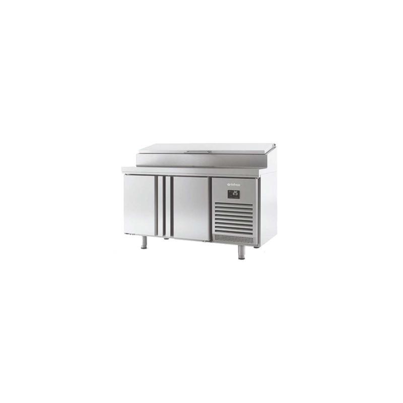 INFRICO - Saladette réfrigérée desserte dessous de comptoir série 600