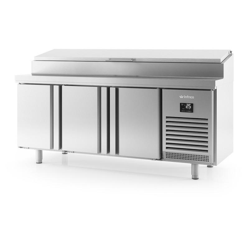 INFRICO - Table réfrigérée préparation salades 600x400 série 800