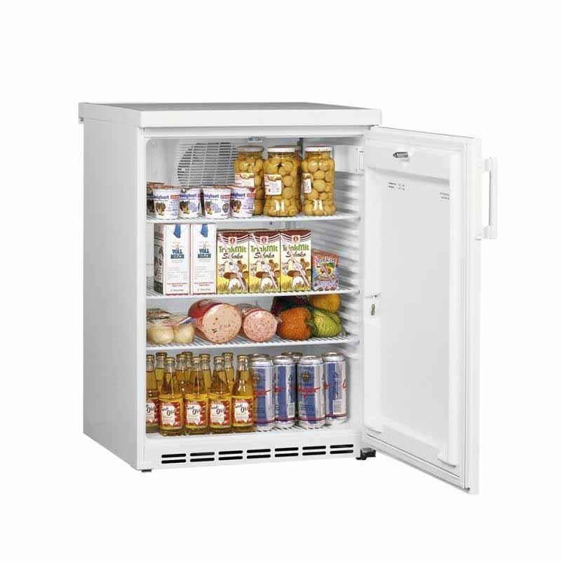 LIEBHERR - Armoire froide ventilée blanche 180 L