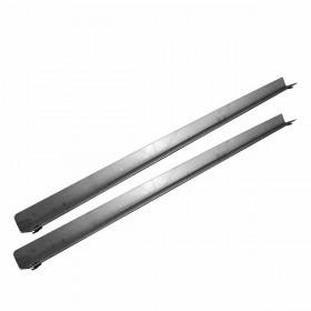 Paires de glissières pour GAMME 600X400 P-800 MM
