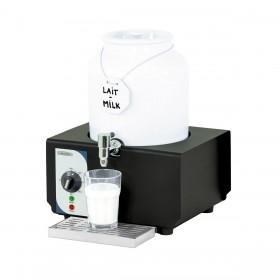 CASSELIN - Distributeur de lait chaud en porcelaine 10 L