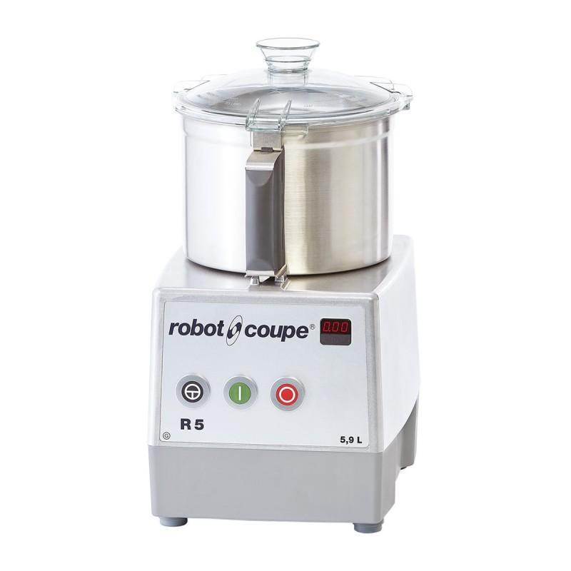 ROBOT-COUPE - Cutter de table - 5.9 L - Monophasé