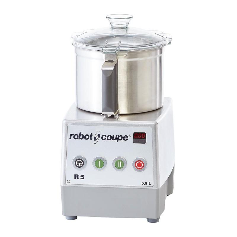 ROBOT-COUPE - Cutter de table - 5.9 L - 2 vitesses - Triphasé