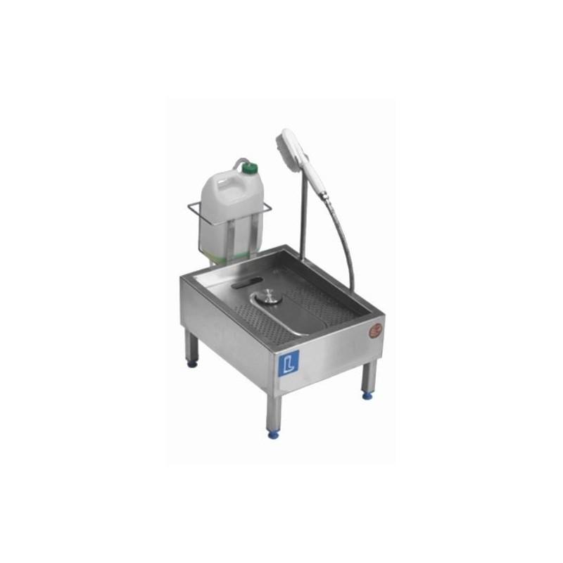 L2G - Machine lave-bottes manuelle