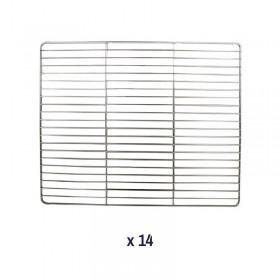 AIR'T - Kit de 14 grilles fil GF530