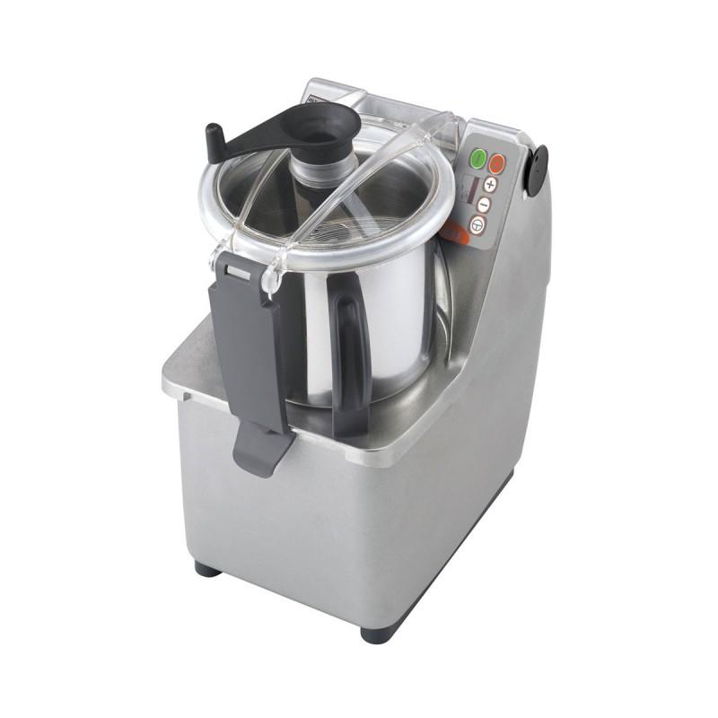 DITO SAMA - Cutter mélangeur/émulsionneur de table 4.5 L, vitesse variable
