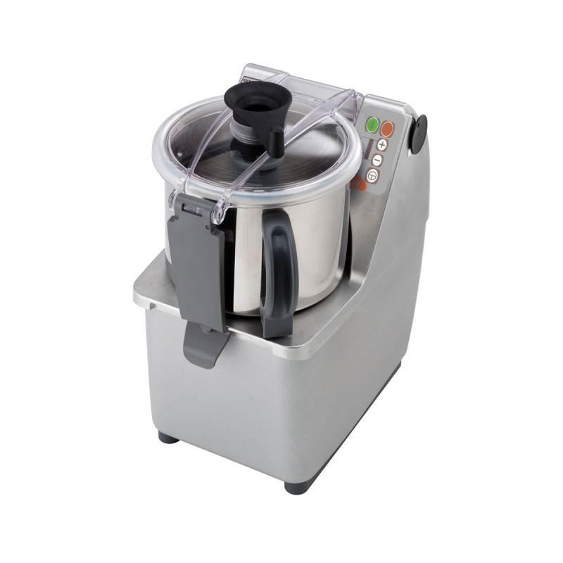 DITO SAMA - Cutter mélangeur/émulsionneur de table 5.5 L, vitesse variable