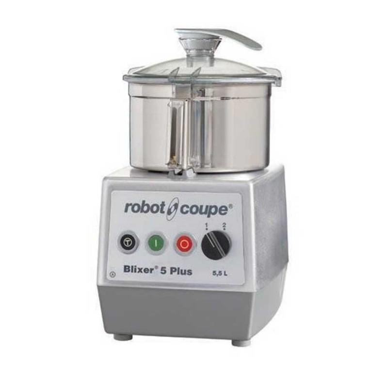 ROBOT-COUPE - Cutter-mixer - 2 vitesses - 5.5 L