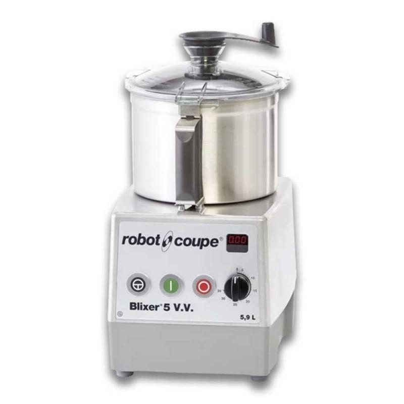 ROBOT-COUPE - Cutter-mixer - vitesse variable - 5.5 L