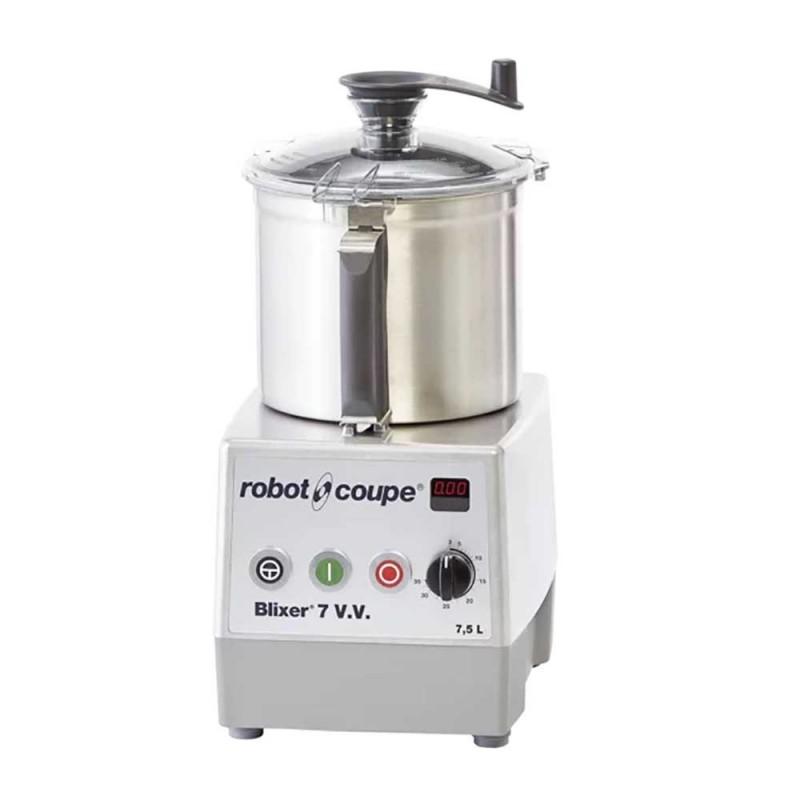 ROBOT-COUPE - Cutter-mixer - vitesse variable - 7.5 L