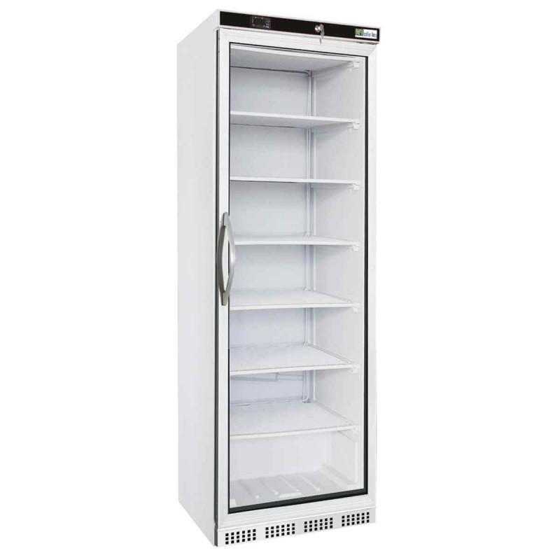 CHR-AVENUE - Armoire négative statique 1 porte vitrée, 400 L