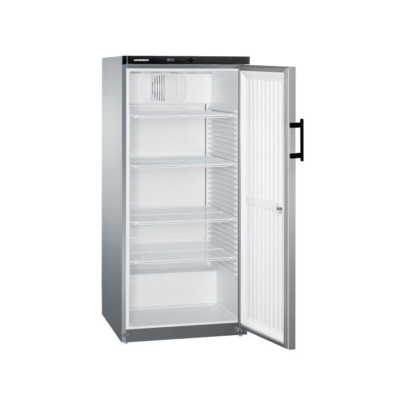 LIEBHERR - Armoire froide ventilée inox 544 L, +2°C à +15°C