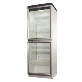WHIRLPOOL - Armoire réfrigérée positive, 2 portes vitrées 350 L - ADN230/1