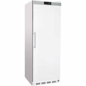 L2G - Armoire réfrigérée blanche 1 porte, capacité 400 L