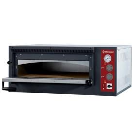 Four électrique à pizza Ø 350 mm, 1 chambre