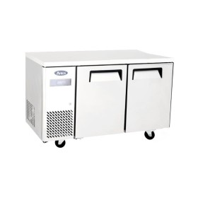 ATOSA - Table froide positive, 2 portes 270 L