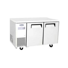 ATOSA - Table froide négative compacte 2 portes