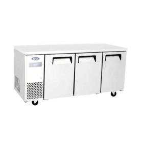 ATOSA - Table froide négative compacte 3 portes